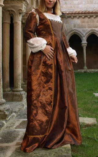 Vestido renacentista