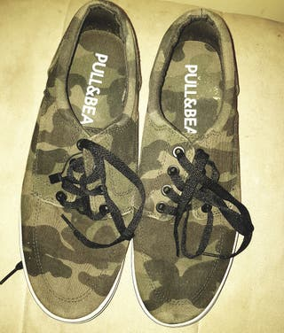 zapatillas pull & bear