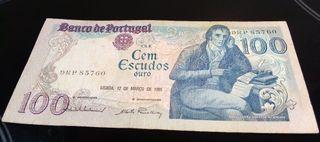billete Portugal
