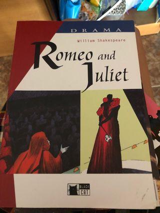 Libro de ingles Romeo and Juliet