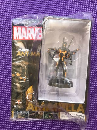 Yellow Jacket Marvel Movie Collection