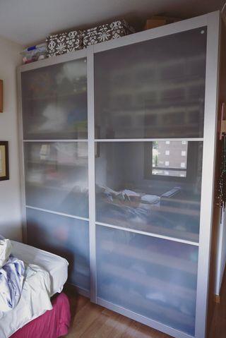 Armario IKEA Sistema PAX puertas correderas