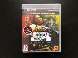Red Dead Redemption : édition jeu de lannée