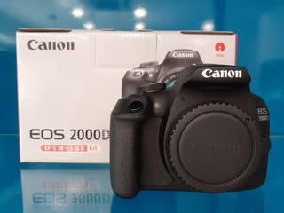 canon eos 2000d efs 18-55 is