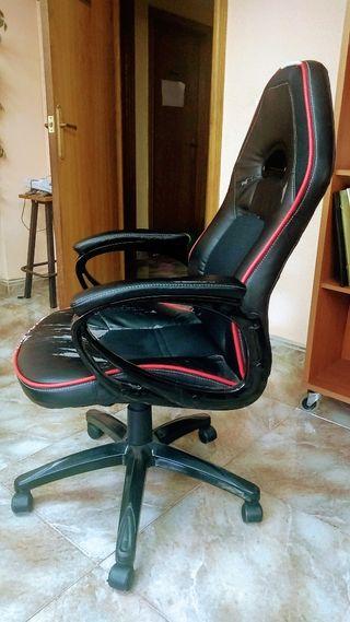 Silla escritorio gamer