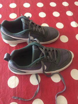 Zapatillas nike poco uso