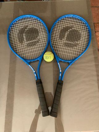 Raquetas de tenis nueva