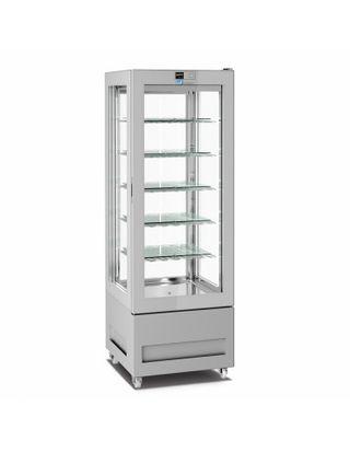 Vitrina de helados - vitra de 65x65x190 cm y 450lt