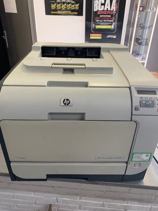 Impresora hp color laser CP2025