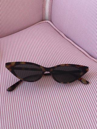 Gafas de sol estilo Vintage gata de Zara NUEVAS