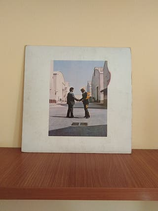 Disco vinilo PINK FLOYD Whis you were here