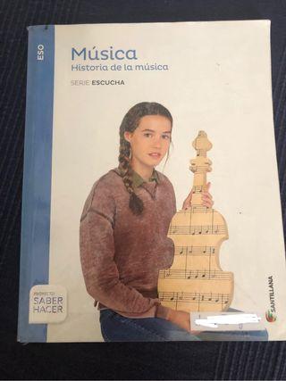 Libro 2 ESO: Historia de la música
