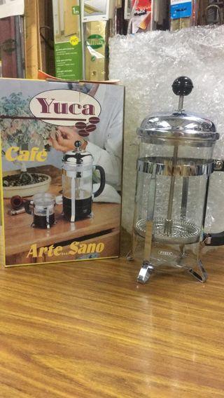 Tetera cafetera YUCA
