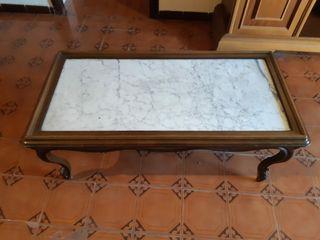 mesa vintage alargada