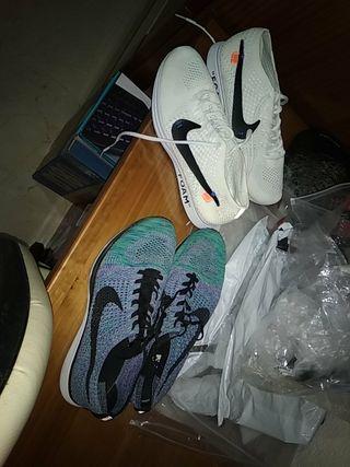 Zapatillas Nike de segunda mano en la provincia de Granada