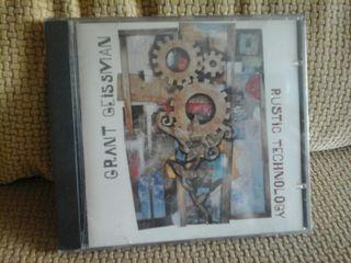 CD de GRANT GEISSMAN ( JAZZ FUSIÓN ) ( PRECINTADO