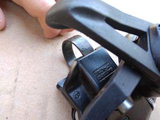 doblemandos Shimano A20 3x7v