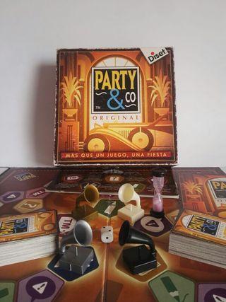 PARTY & CO ORIGINAL JUEGO D MESA EDUCATIVO