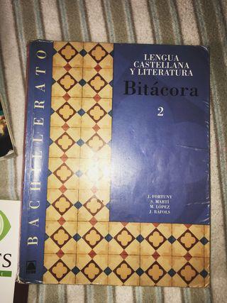 Libros 1/2 Bachillerato