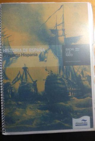 LIBRO HISTORIA DE ESPAÑA (proyecto hispania) - 2 B