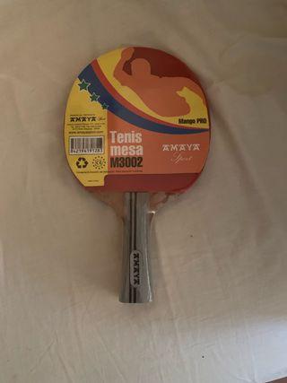Raqueta de tenis mesa