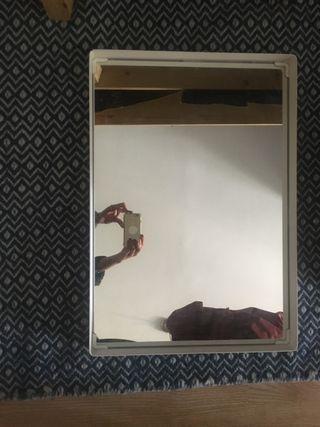 Espejo baño ikea Enudden 58x40