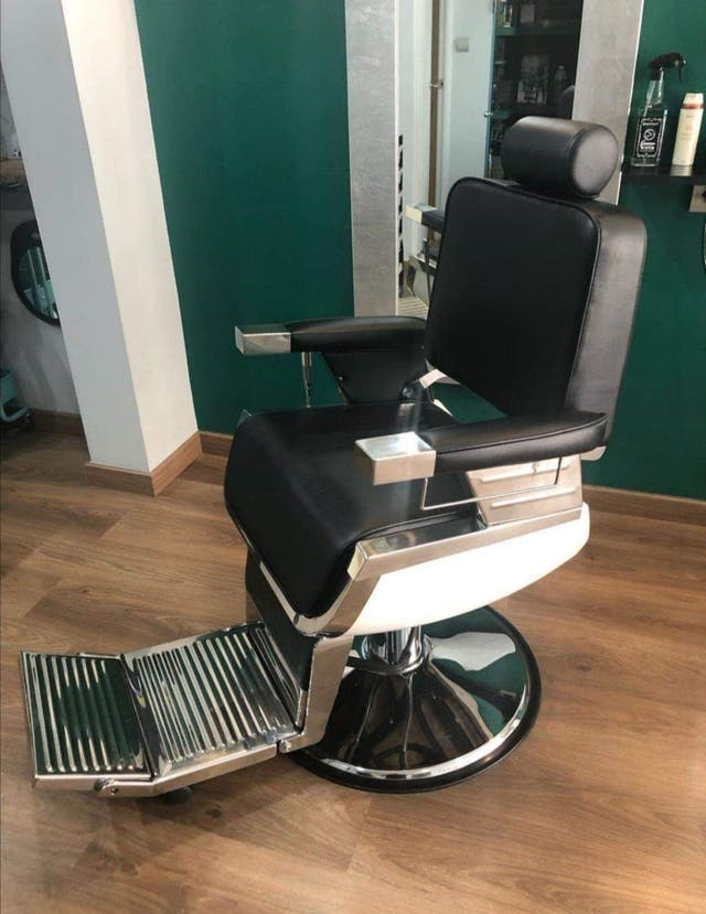 Sillón barbero (peluquería)