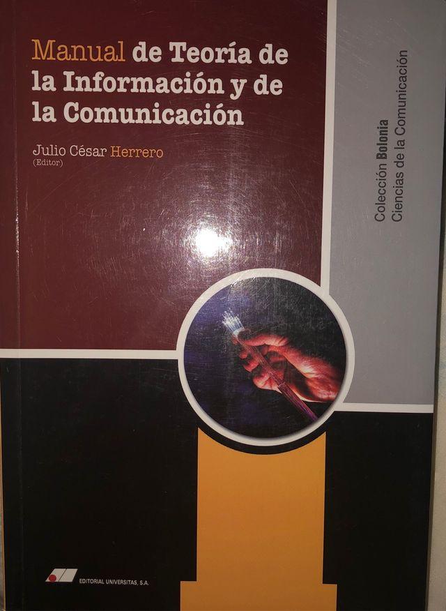 Teoría de la información y comunicacion