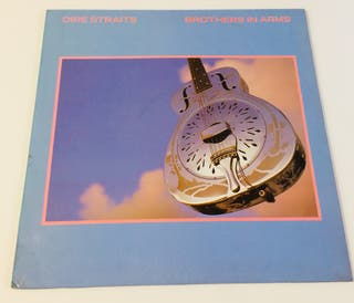 Dire Straits : Brothers in Arms . Disco Vinilo Lp