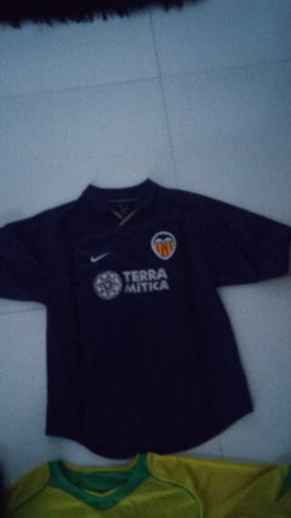 camiseta futbol valencia