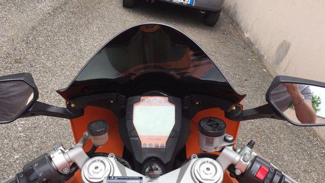 Cúpula policarbonato KTM RC8 RC8R