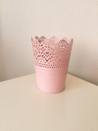 Bote rosa
