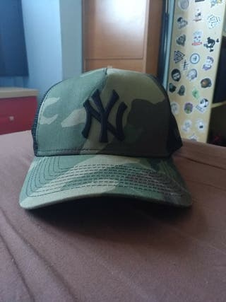 Vendo gorra militar new york