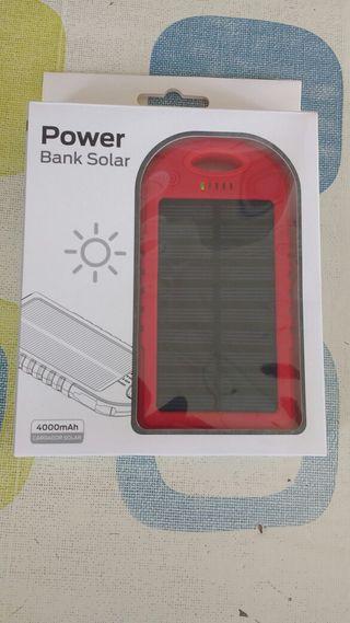 cargador solar para dispositivos . Regalo cosas