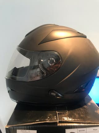 Casco de moto premier XL
