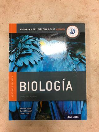 BACHILLERATO INTERNACIONAL libro Biología Oxford