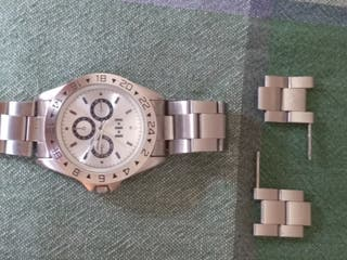 Reloj Stainless Steel mujer