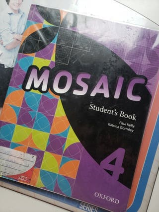 LIBRO MOSAIC 4 STUDENT'S BOOK