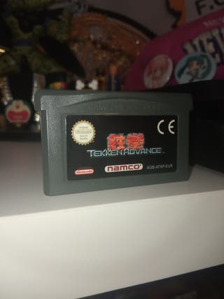Tekken Advance Gameboy