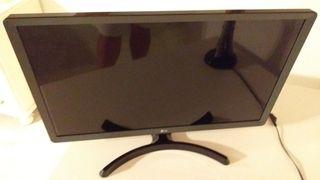 """Smart tv 28"""" nuevo LG"""