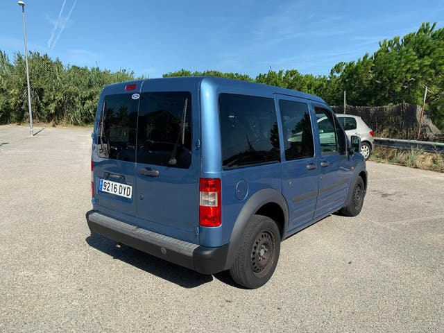 Ford Transit Connect 1.8CDTI 90 Combi 5 plazas