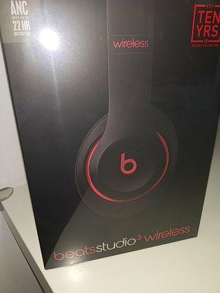 Beats studio 3 wireless. Sin abrir. Apple