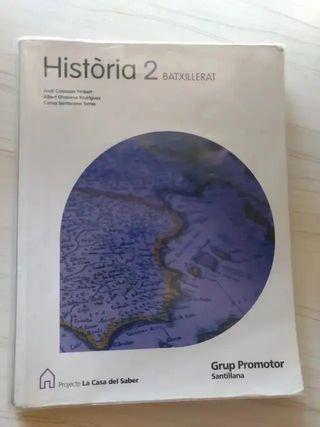 Historia 2º Bachillerato