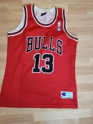 camiseta Bulls NBA original