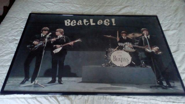 póster de los Beatles