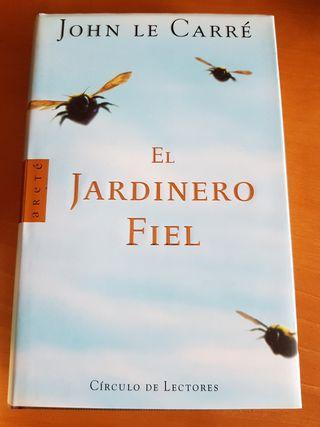 LIBRO EL JARDINERO FIEL de John Le Carré