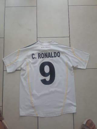 camiseta Cristiano Ronaldo 9 ádidas