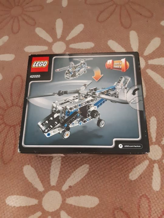 Lego Technic 2-1