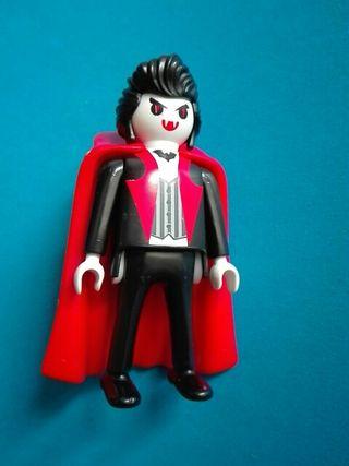 Playmobil vampiro conde Drácula halloween