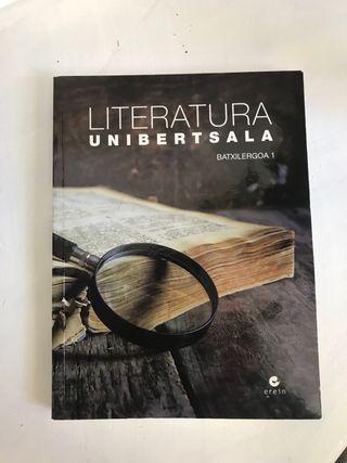 Literatura Unibertsala